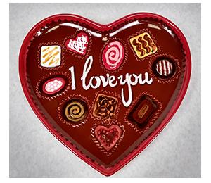 Chino Hills Valentine's Chocolate